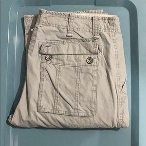 Men's cargo pants.